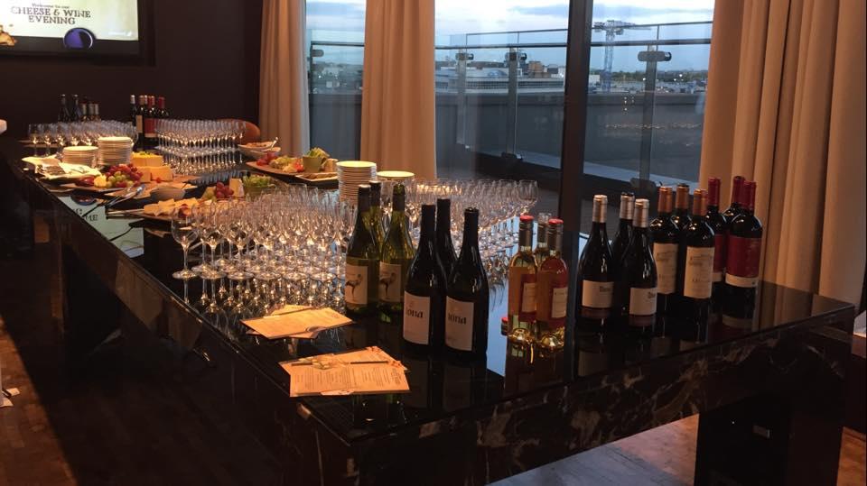 Welcome to Wine Tasting Ireland's new website
